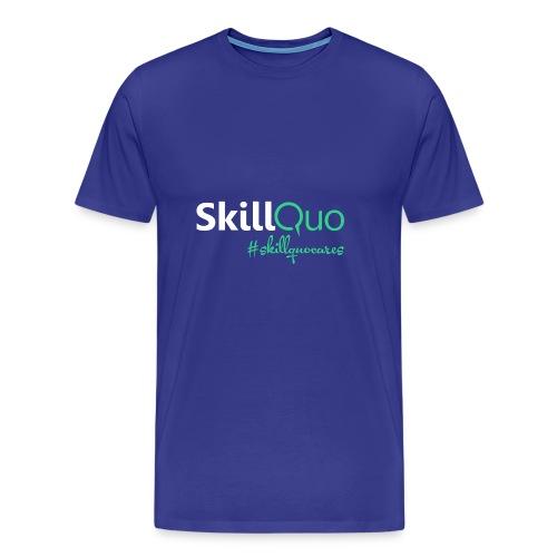 #skillquocares - Men's Premium T-Shirt