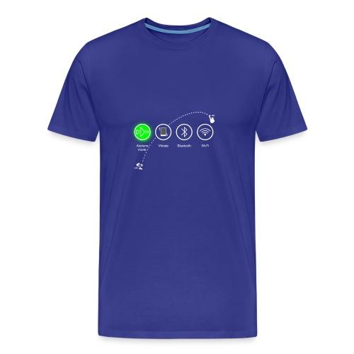 airplane_flight - Men's Premium T-Shirt