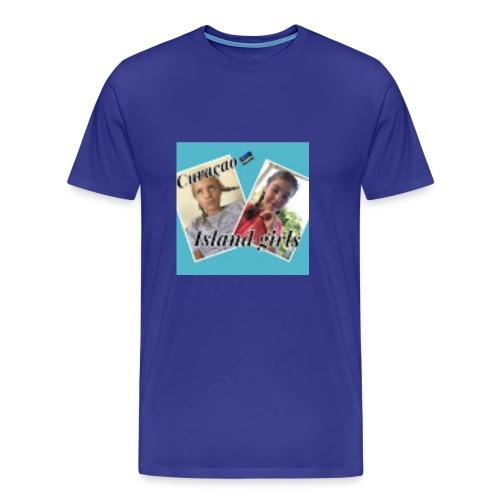 IslandGirls - Men's Premium T-Shirt