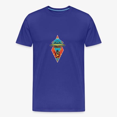 Space Pharaoh - Men's Premium T-Shirt