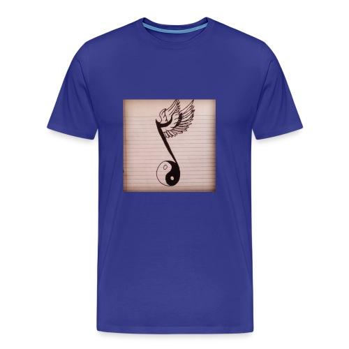 angel samsung case - Men's Premium T-Shirt