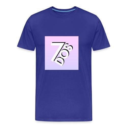 7DOS Logo - Men's Premium T-Shirt