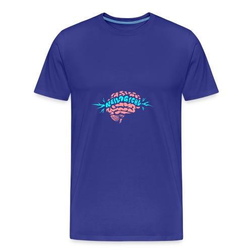 Think Neilogically - Men's Premium T-Shirt