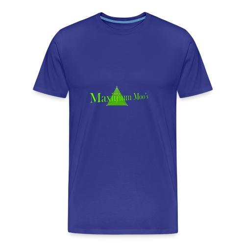 Maximum Moos - Men's Premium T-Shirt