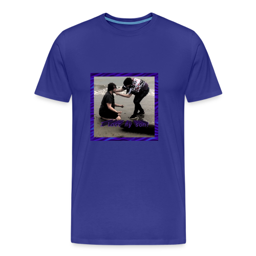 I lost my son! - Men's Premium T-Shirt