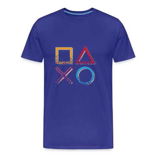 playstation - Men's Premium T-Shirt