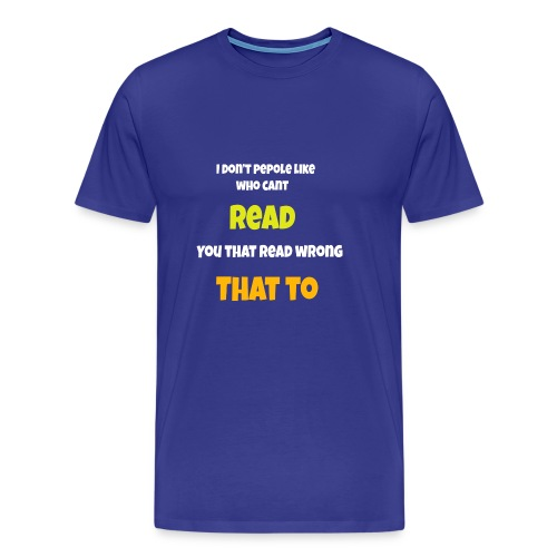 TRICKS - Men's Premium T-Shirt