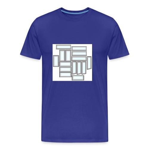 KD15 Logo - Men's Premium T-Shirt