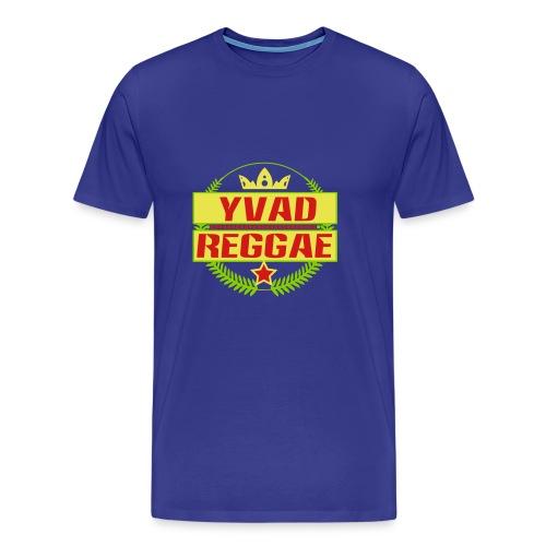 Yvad Reggae - Men's Premium T-Shirt