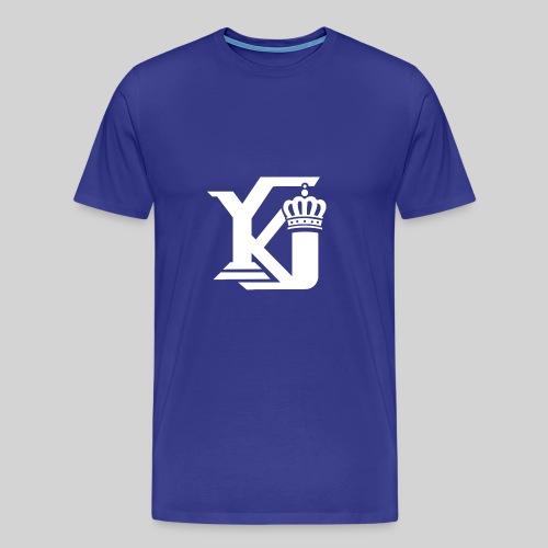 Evolve Sports Young King 17 - Men's Premium T-Shirt
