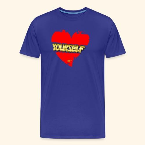 Love Yourself T-shirt - Men's Premium T-Shirt