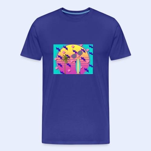 FED00D4C 23ED 4C28 AAAC CB62843983E6 - Men's Premium T-Shirt