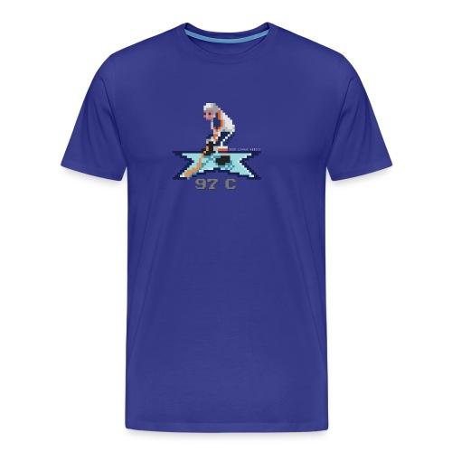 16-Bit 97C - Men's Premium T-Shirt