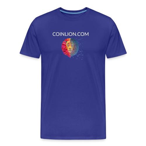 Lion's Head - Men's Premium T-Shirt