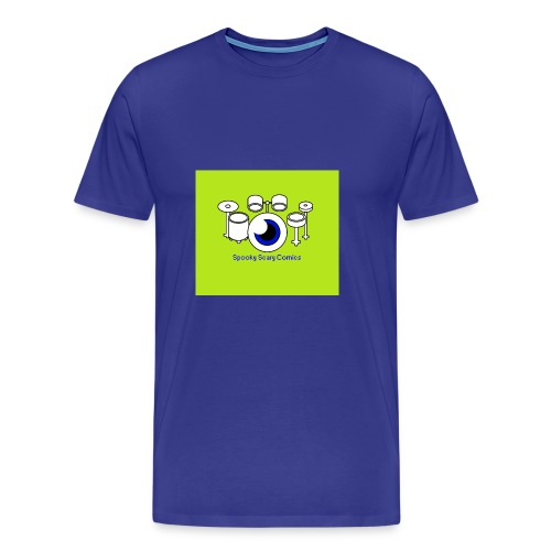 SSC Drum Kit - Men's Premium T-Shirt