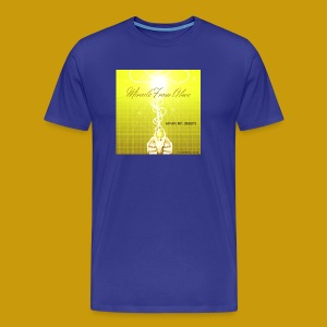 Miracle From Above - Men's Premium T-Shirt