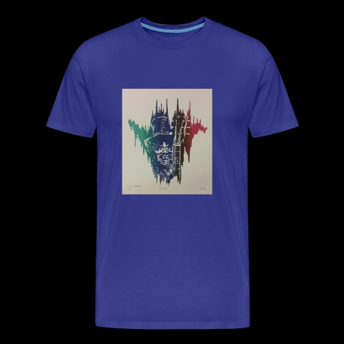 Slash - Men's Premium T-Shirt