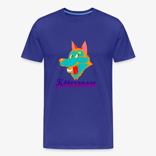 Köterrasse LGBT - Men's Premium T-Shirt