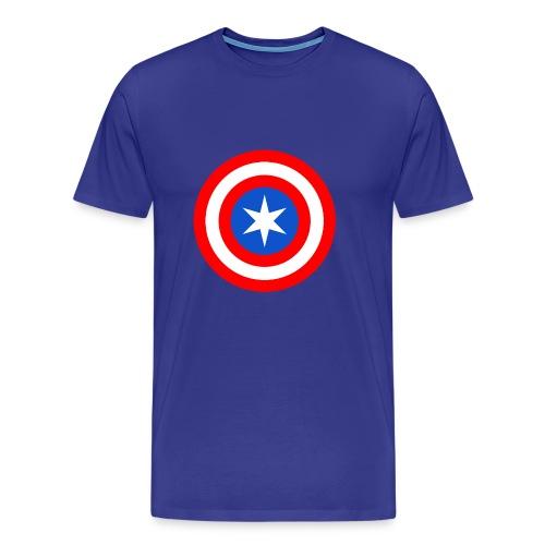 Captain Chicago - Men's Premium T-Shirt