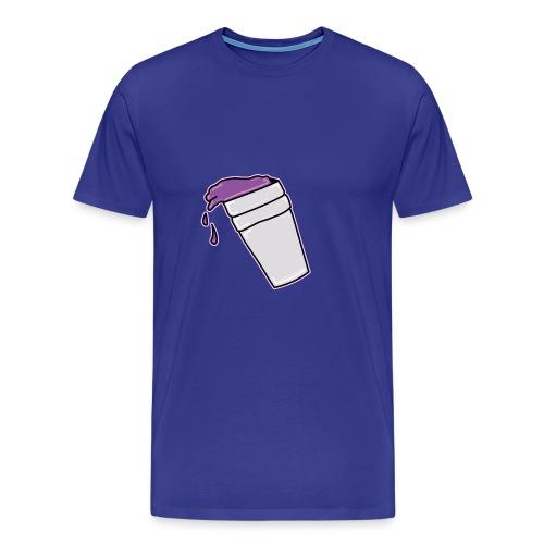 lean cup - Men's Premium T-Shirt