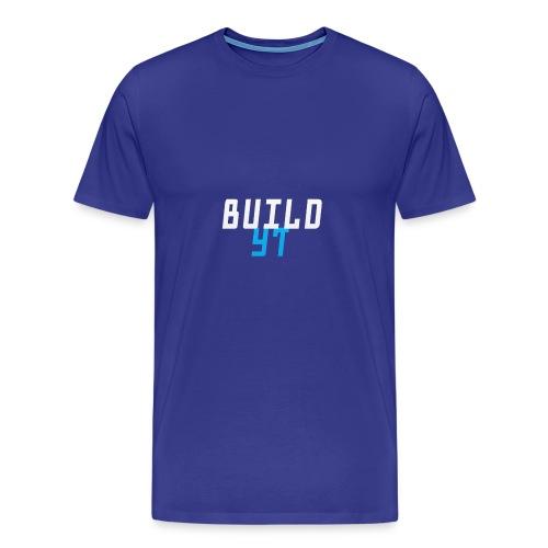 BuilderYt - Men's Premium T-Shirt