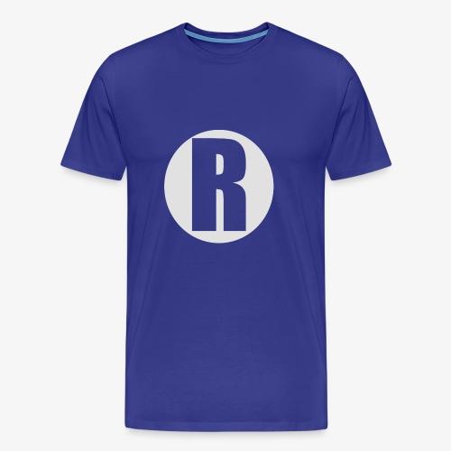 R white - Men's Premium T-Shirt