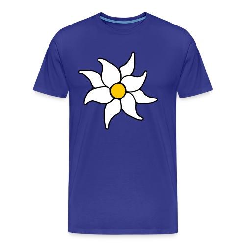 Moorland Flower - Men's Premium T-Shirt