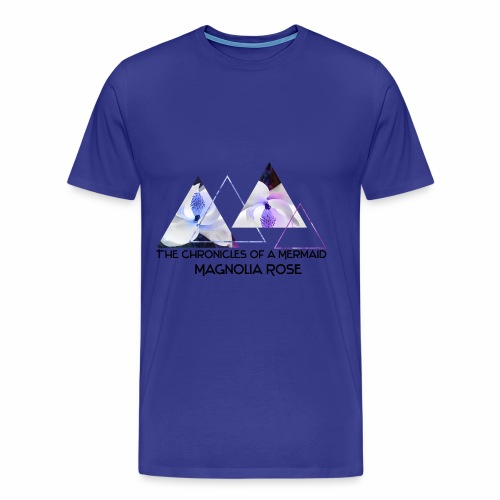 Magnolia Rose Promo - Men's Premium T-Shirt