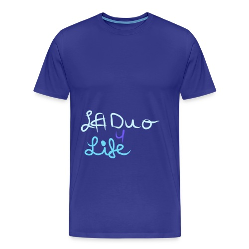 LA Duo 4 Life - Men's Premium T-Shirt