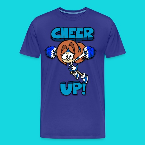 The Trio - Cheer Up - Men's Premium T-Shirt