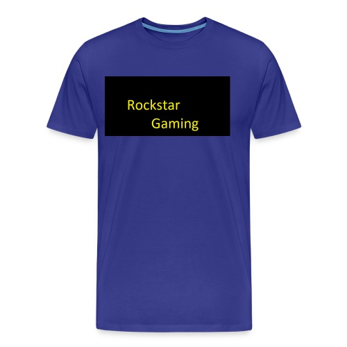 Rockstar Gaming - Men's Premium T-Shirt