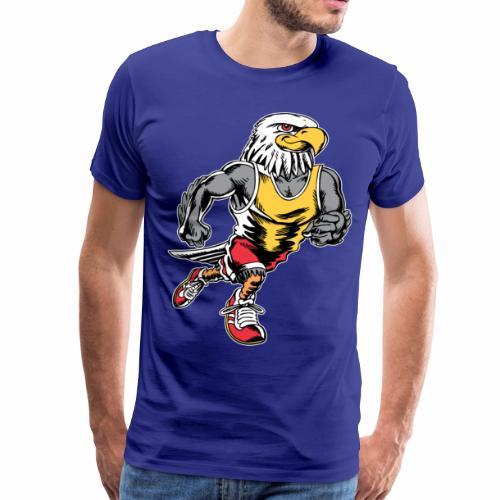 EagleTrackRunner - Men's Premium T-Shirt