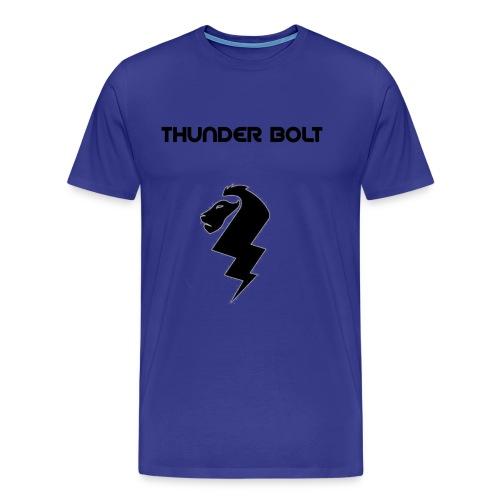 Lion thunder merch shop - Men's Premium T-Shirt