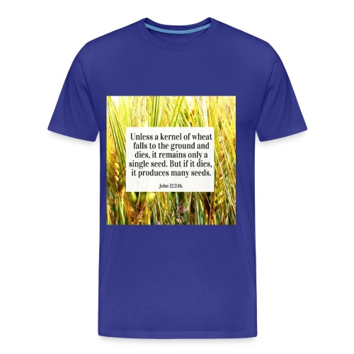 Seed Sower - Men's Premium T-Shirt
