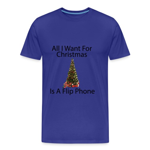 All I Want For Christmas - Men's Premium T-Shirt