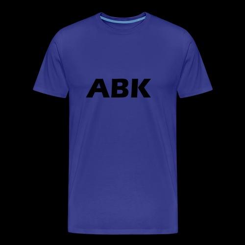 ABK Black - Men's Premium T-Shirt