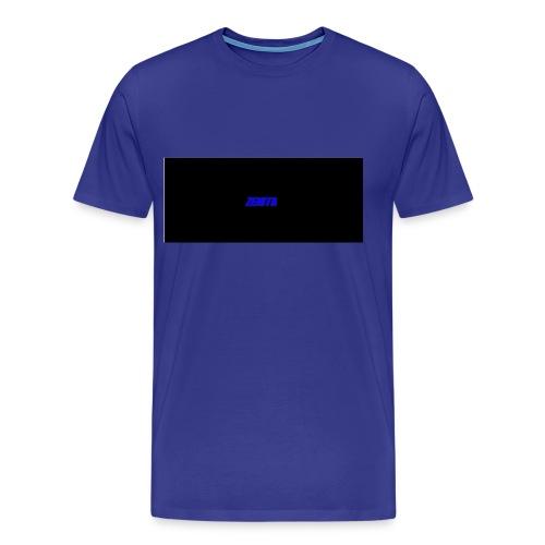 BLUE ZENITH - Men's Premium T-Shirt