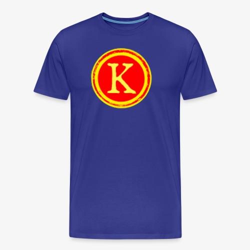 Kieththegod part of thecrafties - Men's Premium T-Shirt