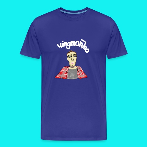 WingStroke - Men's Premium T-Shirt