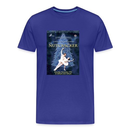 CBC Nutcracker Product - Men's Premium T-Shirt