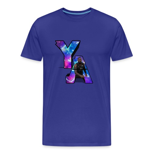 The Y/A Logo - Men's Premium T-Shirt