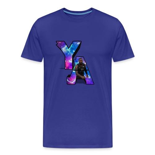 The Y/A Logo - Men's Premium T-Shirt