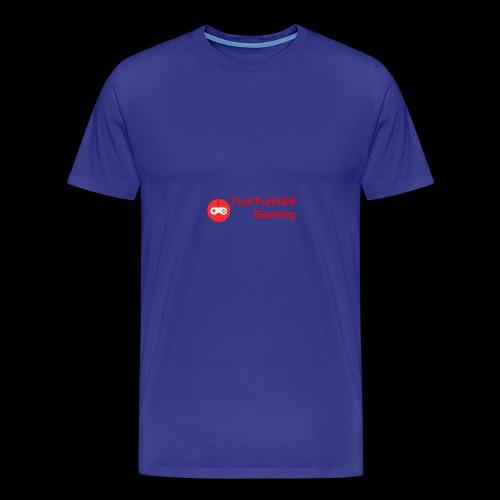 TumTum123 Gaming Emblem 2.0 - Men's Premium T-Shirt