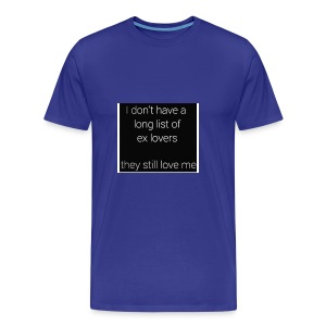 Ex Lovers - Men's Premium T-Shirt