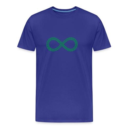 Marijuana Infinity - Men's Premium T-Shirt