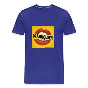 drama queen - Men's Premium T-Shirt