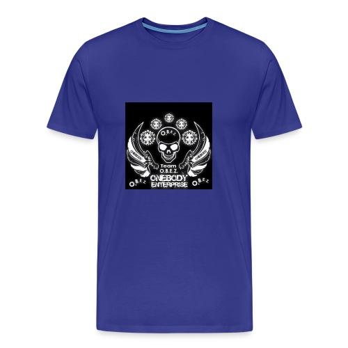 O.B.E.Z - Men's Premium T-Shirt