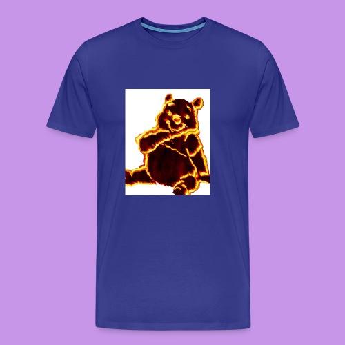 pooh - Men's Premium T-Shirt