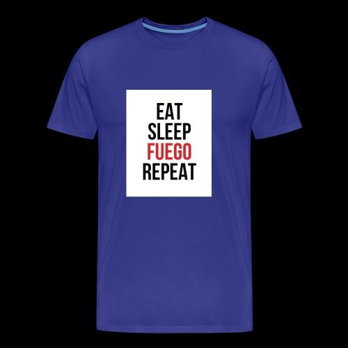 Workout - Men's Premium T-Shirt