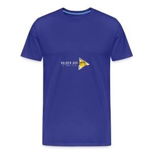 Golden Ark Represent - Men's Premium T-Shirt